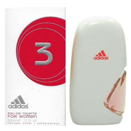 Adidas 3 For Women Eau de Toilette 50 ml
