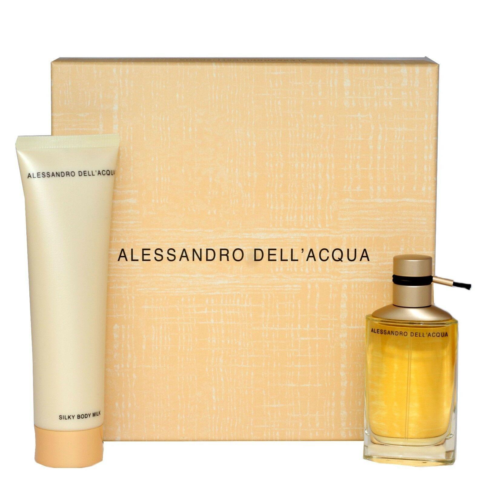 Alessandro Dell´ Acqua ajándékszett nőknek