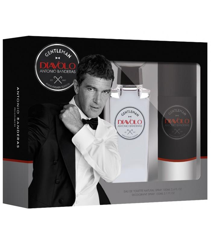 Antonio Banderas Diavolo Gentleman ajándékszett férfiaknak