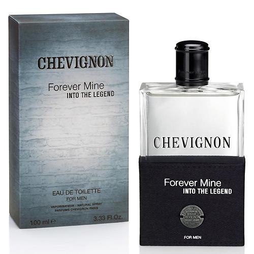 Chevignon Forever Mine Into the Legend Man Eau de Toilette 30 ml