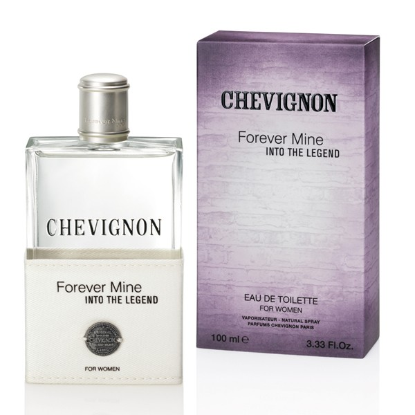 Chevignon Forever Mine Into The Legend Woman Eau de Toilette 30 ml