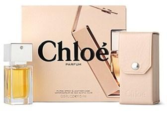 Chloé Chloé tiszta parfüm 15 ml + kožené púzdro