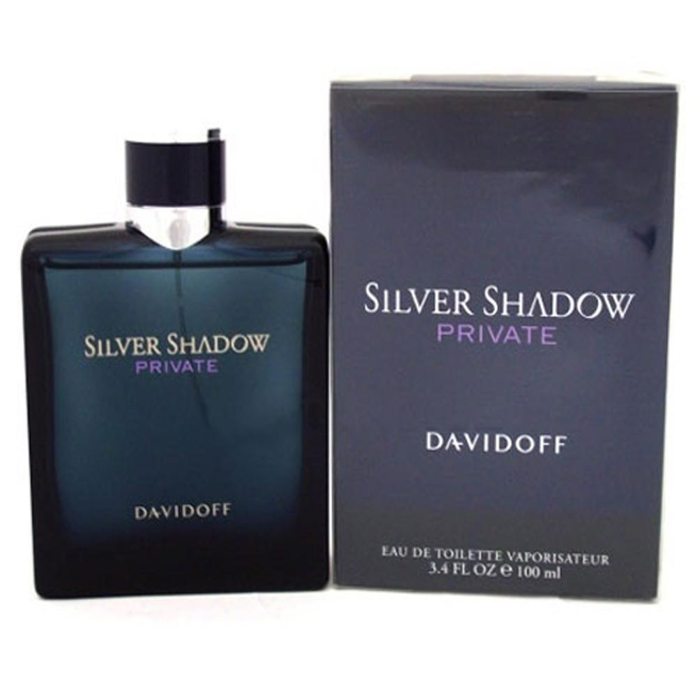 Davidoff Silver Shadow Private Eau de Toilette 100 ml