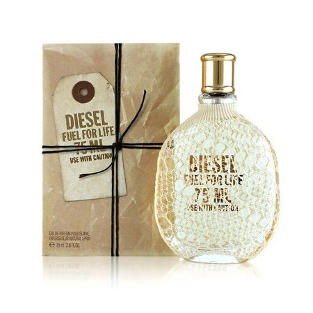 Diesel Fuel For Life Femme Eau de Parfum 75 ml