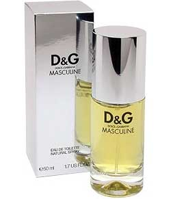 Dolce&Gabbana Masculine Eau de Toilette 50 ml