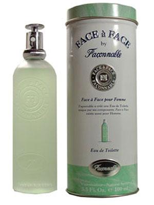 Faconnable Face a Face Pour Femme Eau de Toilette 100 ml