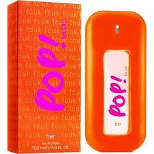 FCUK POP! Music Eau de Toilette 100 ml