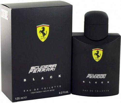 Ferrari Scuderia Ferrari Black eau de Toilette 125 ml