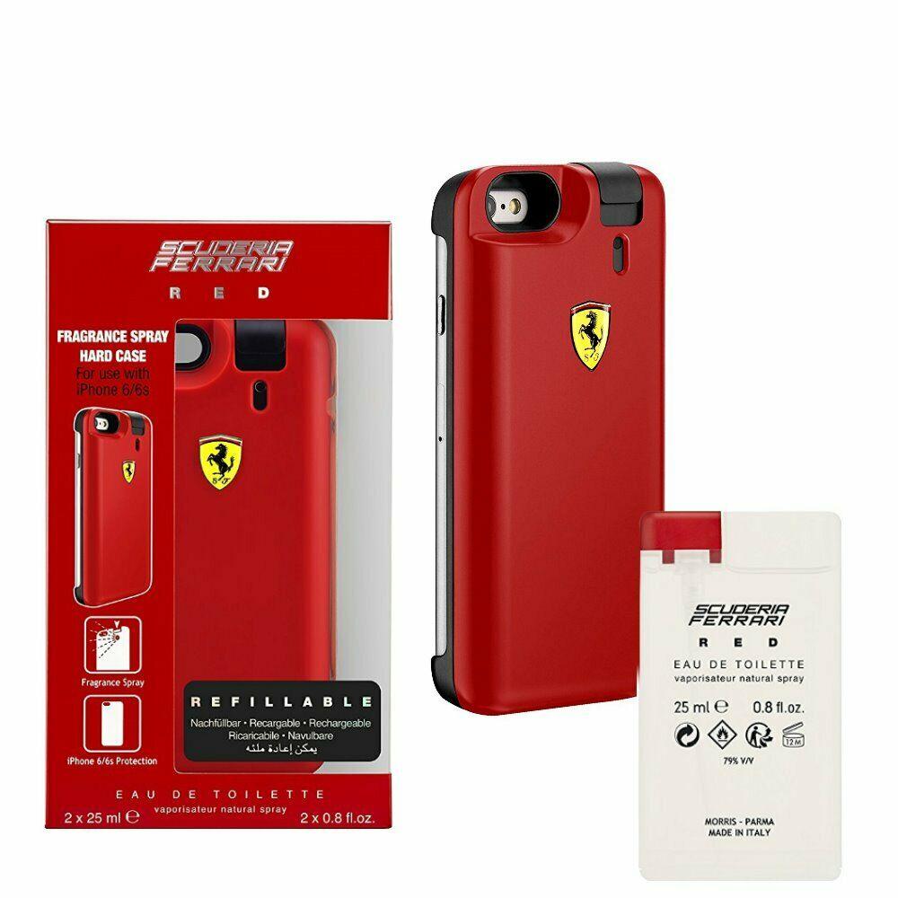 Ferrari Scuderia Red ajándékszett férfiaknak