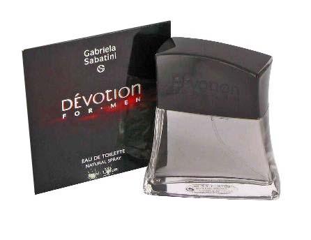 Gabriela Sabatini Devotion for Men Eau de Toilette 30 ml