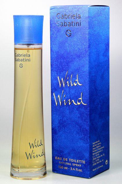 Gabriela Sabatini Wild Wind Eau de Toilette 1,2 ml minta