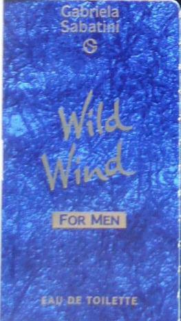 Gabriela Sabatini Wild Wind for Men Eau de Toilette 1,2 ml minta