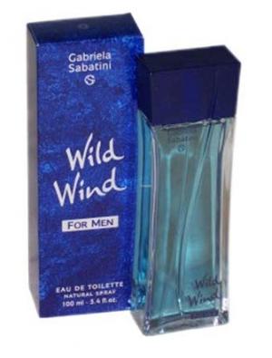 Gabriela Sabatini Wild Wind for Men Eau de Toilette 75 ml teszter