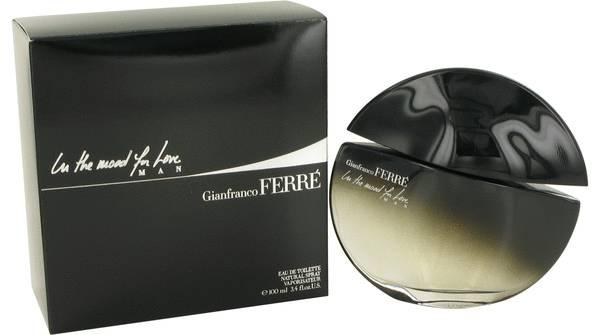 Gianfranco Ferre In The Mood For Love Man Eau de Toilette 100 ml