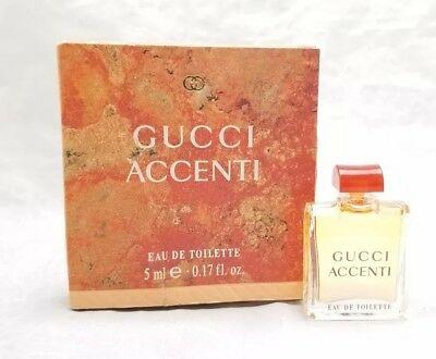 Gucci Accenti Eau de Toilette 5 ml