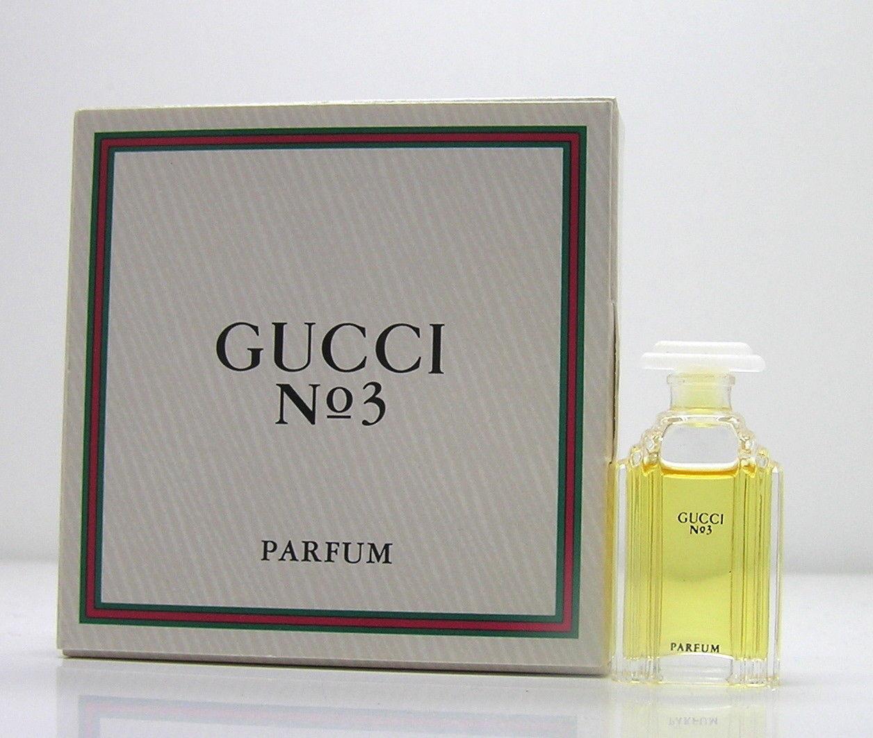 Gucci No. 3 Parfum 3 ml