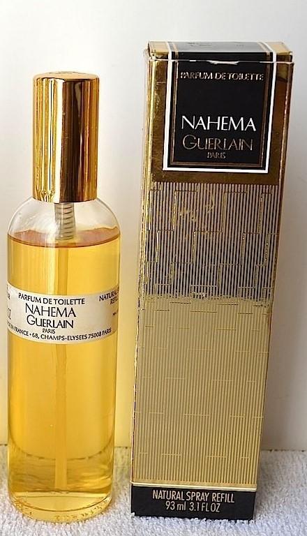 Guerlain Nahema Parfum de Toilette 93 ml Recharge kicsit sérült doboz
