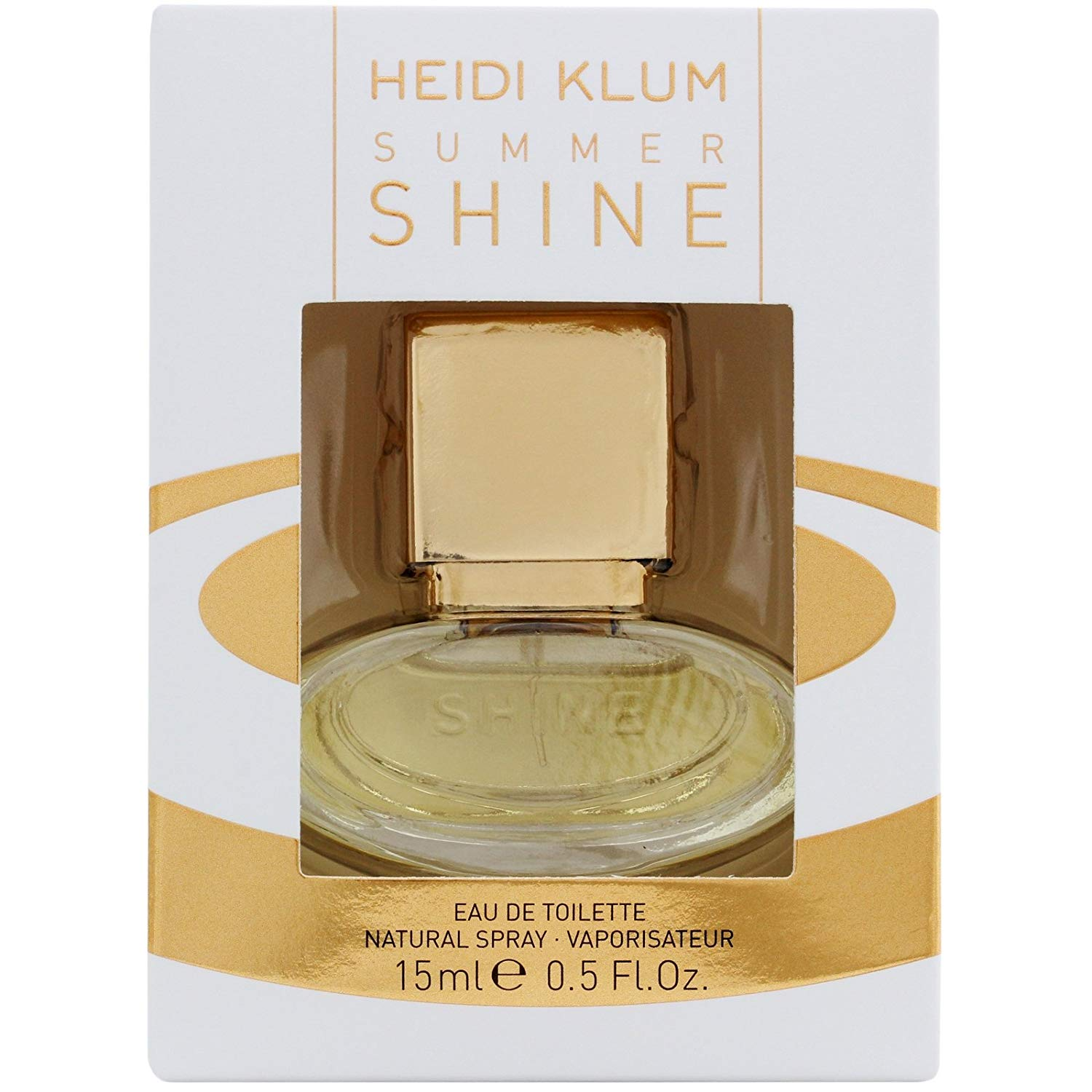 Heidi Klum Summer Shine Eau de Toilette 15 ml