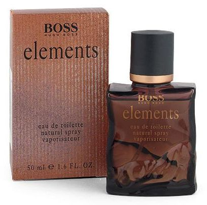 Hugo Boss Elements Eau de Toilette 5 ml mini