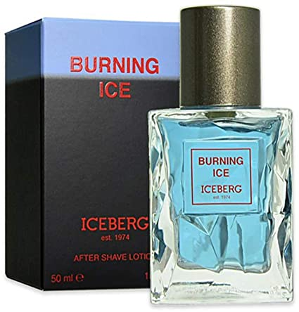 Iceberg Burning Ice Eau de Toilette 50 ml