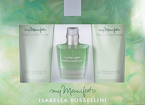 Isabella Rossellini my Manifesto ajándékszett nőknek