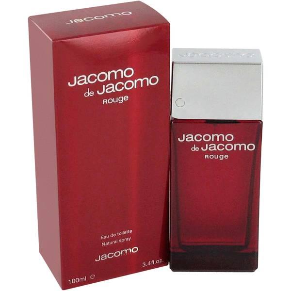 Jacomo de Jacomo Rouge Eau de Toilette 100 ml