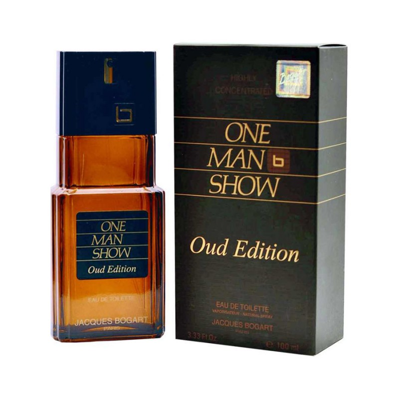 Jacques Bogart One Man Show Oud Edition Eau de Toilette 100 ml