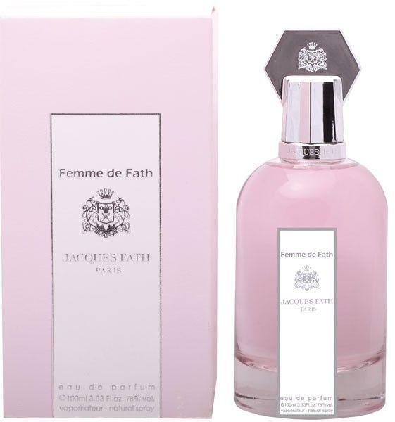 Jacques Fath La Femme de Fath Eau de Parfum 100 ml