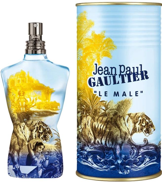 Jean Paul Gaultier Le Male Summer 2015 Cologne Tonique 125 ml
