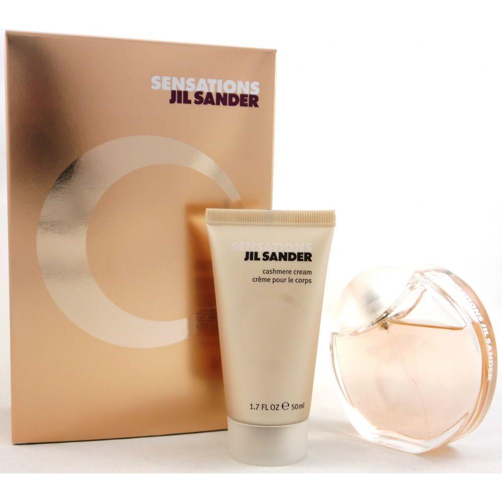 Jil Sander Sensations ajándékszett nőknek