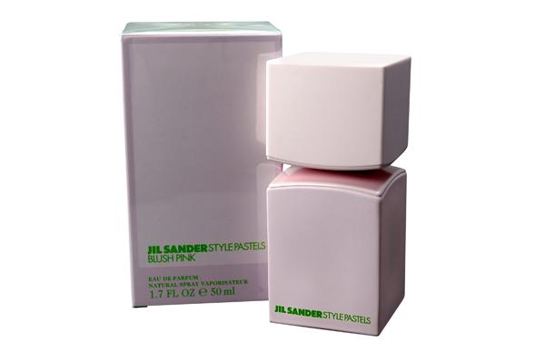 Jil Sander Style Pastels Blush Pink Eau de Parfum 50 ml kicsit sérült doboz