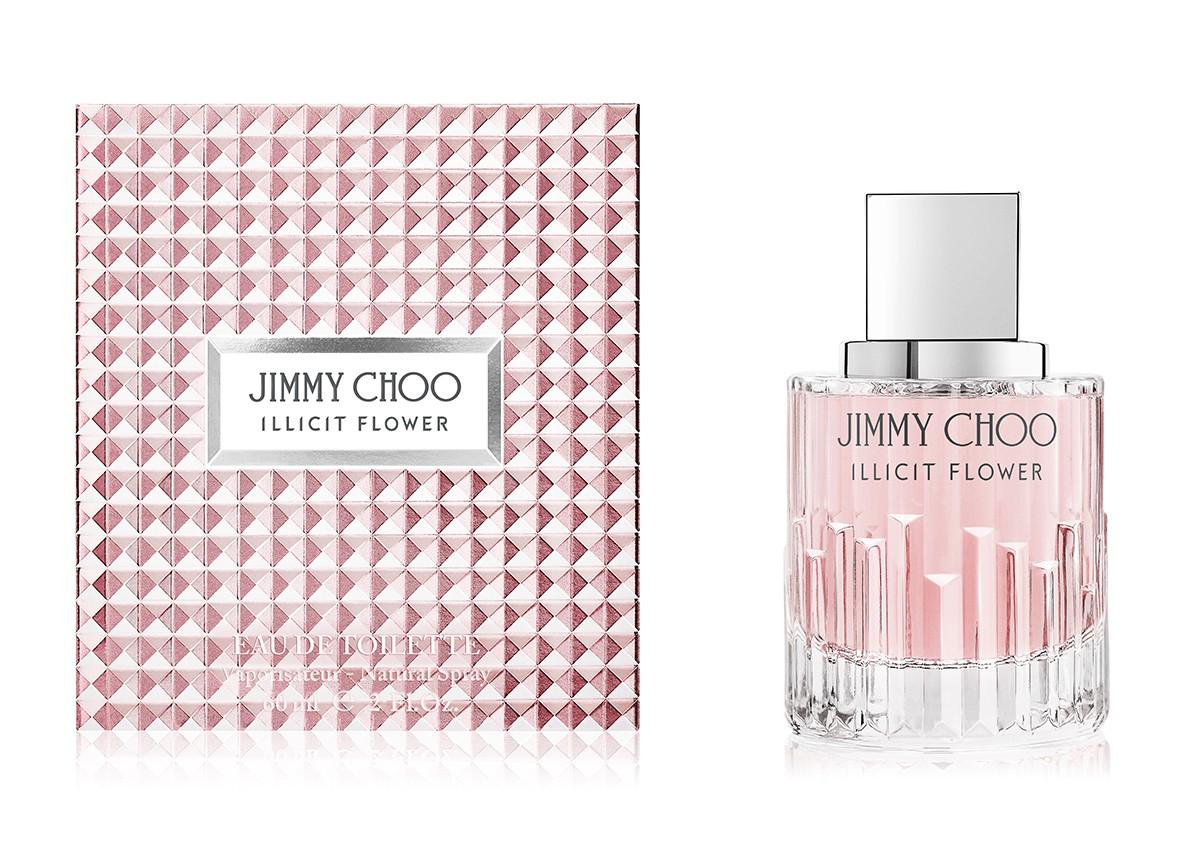 Jimmy Choo Illicit Flower Eau de Toilette 100 ml teszter