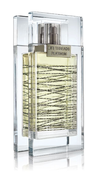 La Prairie Life Threads Platinum Eau de Parfum 50 ml fólia nélkül