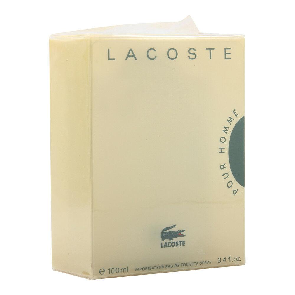Lacoste Pour Homme Collector Eau de Toilette 100 ml fólia nélkül