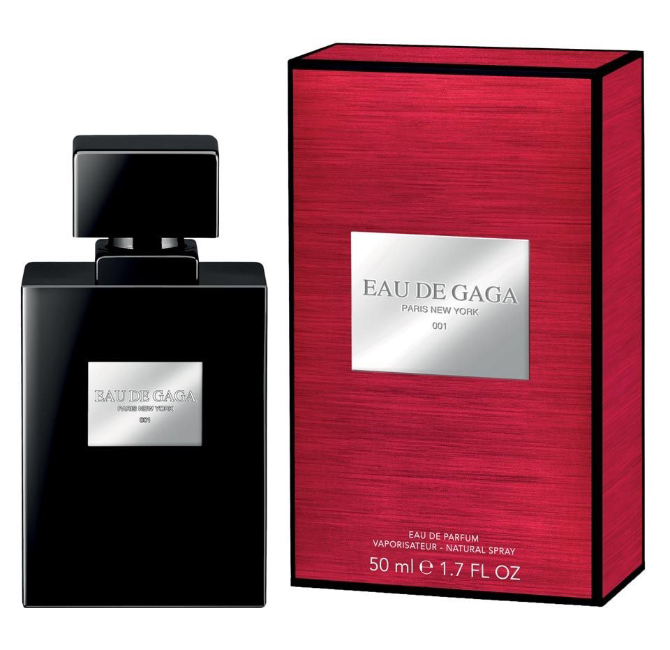 Lady Gaga Eau de Gaga 001 Eau de Parfum 50 ml