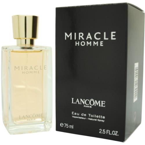 Lancôme Miracle Homme Eau de Toilette 75 ml teszter