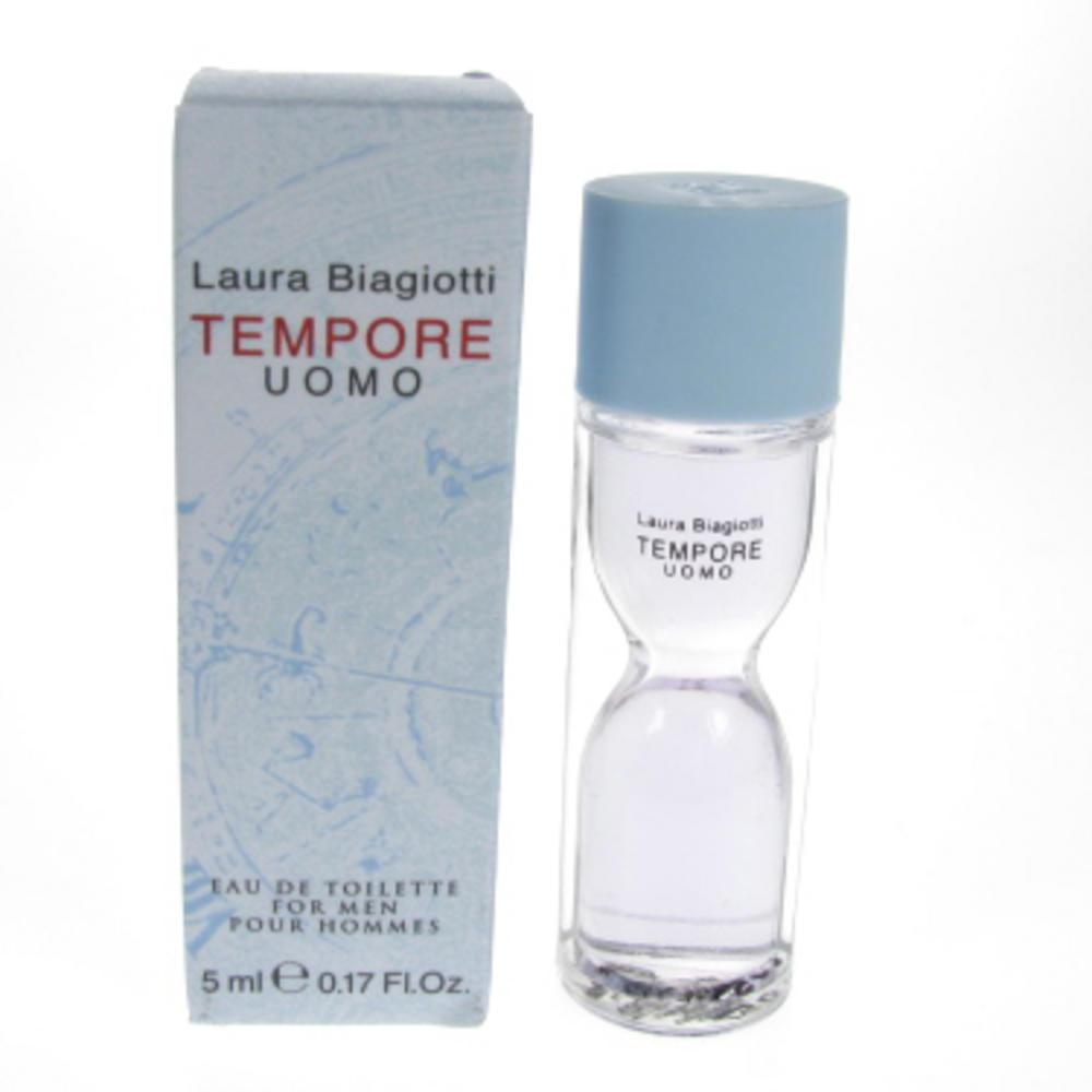 Laura Biagiotti Tempore Uomo Eau de Toilette 5 ml