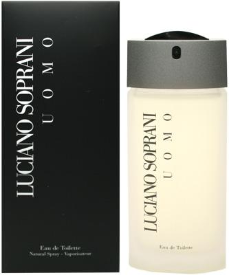 Luciano Soprani Uomo Eau de Toilette 100 ml