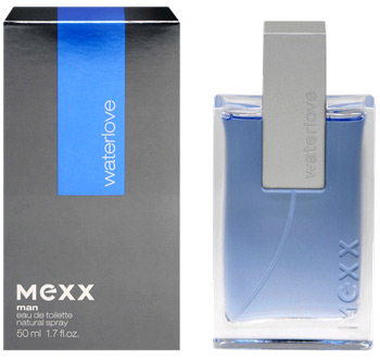 Mexx Waterlove Man Eau de Toilette 50 ml