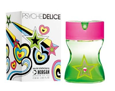 Morgan Psychedelice Eau de Toilette 60 ml
