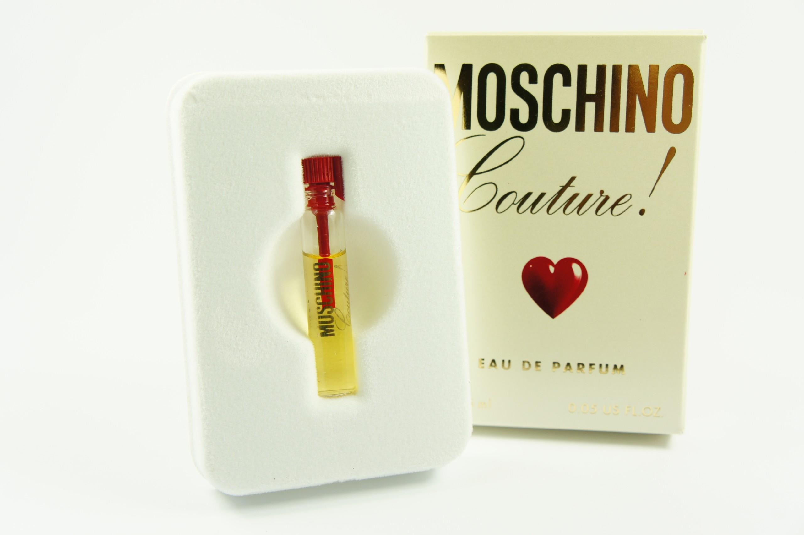 Moschino Couture Eau de Parfum 1,5 ml minta