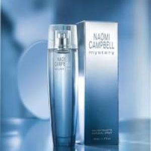 Naomi Campbell Mystery Eau de Toilette 2 ml