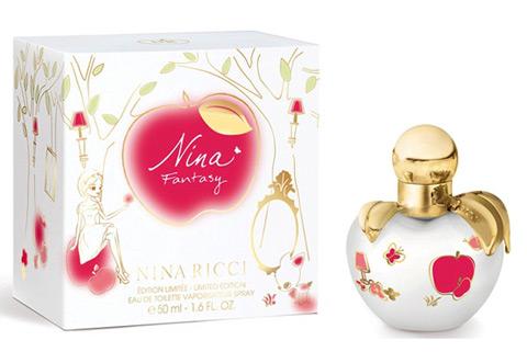 Nina Ricci Nina Fantasy Eau de Toilette 50 ml