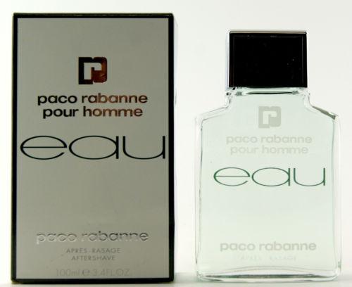 Paco Rabanne Eau Pour Homme After Shave 100 ml