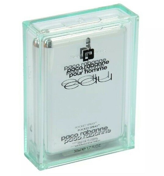 Paco Rabanne Eau Pour Homme Eau de Toilette 50 ml