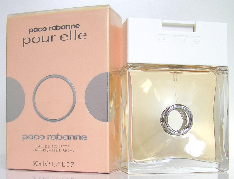 Paco Rabanne Pour Elle Eau de Toilette 50 ml