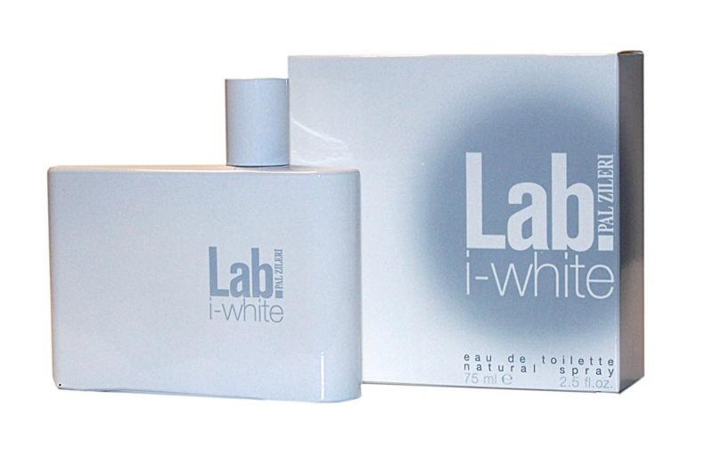 Pal Zileri Lab i-White Eau de Toilette 75 ml