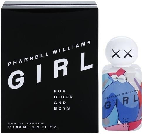 Pharrell Williams Girl Eau de Parfum 100 ml