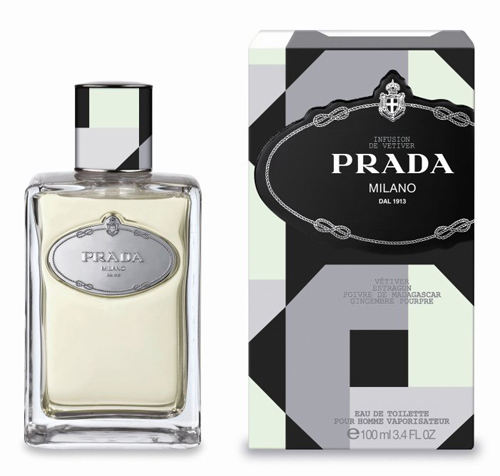 Prada Infusion de Vetiver Eau de Toilette 50 ml