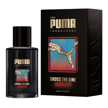 Puma Cross the Line Explicit Eau de Toilette 50 ml